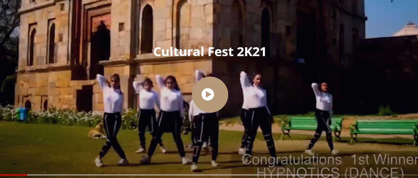 Cultural Fest 2K21