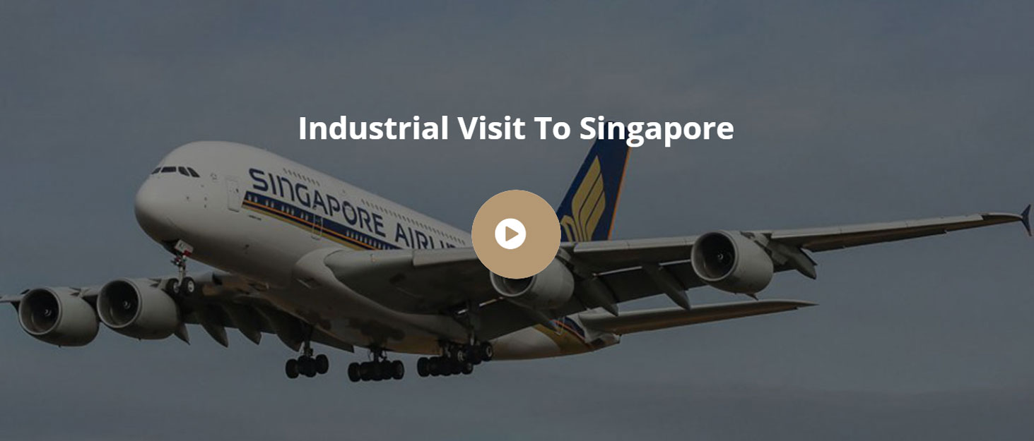 Industrial Visit to Singapore